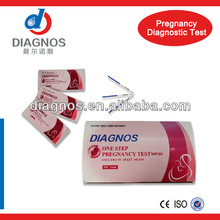 Sale! One Step Medical Diagnostic HCG Pregnancy Test kit/ home self-testing/women CE Marked