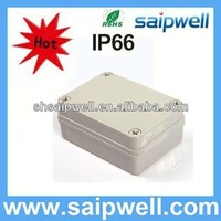 2013 NEW solar panel junction box, Waterproof Electrical Switch Box (Screw Open-Close Type) 80*110*45mm