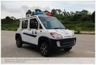 Enclosed electric patrol car electric car