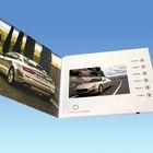 "4-color printing video greeting card/video brochure(2.4"" 3.5"" 4.3"" 5"" 7"" 10"")"