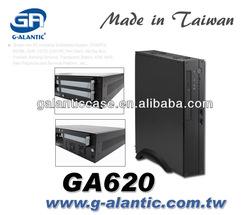 Car computer Mini ITX PC case-GA620