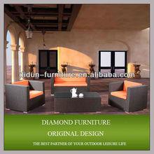 HOT SALE!!!poly rattan modern furniture rattan sofa cheap corner sofa