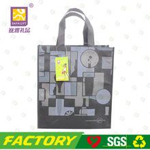 Matt Eco Laminated nonwoven shopping bag