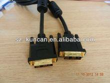 VGA+RCA/H-D-M-I/DVI/Stereo plug flat vga cable