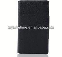 leather flip case for google nexus