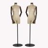 Christmas sales off antique fabric covered promotion vintage female mannequin torso