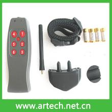remote vibrating dog training collar powerful shock collar for large dog ,dog collar