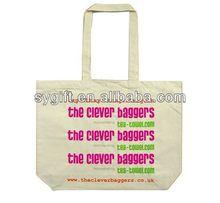 eco cotton tote bag promotion