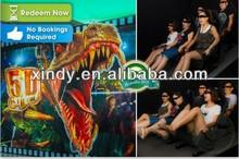 The hotest investment 4d 5d 6d 7d 8d 9d cinema simulat or electronic 5d cinema
