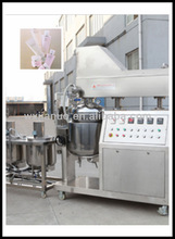 ZJR-100 cosmetic emulsifying mixer, emulsifying machine for cream mixing, cream making machine