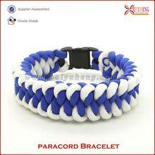 2014 newest high quality paracord bracelet weave patterns