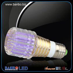 colourful led lights 3w e27 motorcycle led