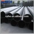 Tubos de polietileno/hdpe tubo de irrigación de 16mm a 1200mm
