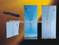 roll up stand para los materiales de publicidad display con poste ajustable