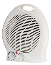 Electric blower fan heater