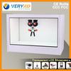 "14"" transparent LCD video display showcase"