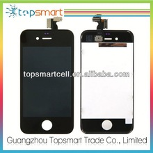 Accept Paypal lcd display touch screen digitizer for iphone 4g