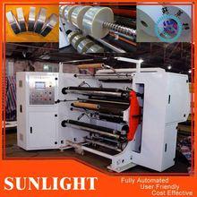 "2014 Top Sale 3"" Core Back Paper Cutting And Rewinding Machine"