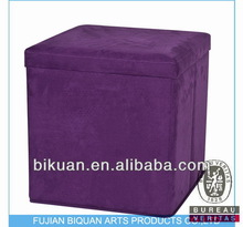 High quality creative diamond stool ottoman