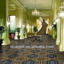 Elegant Wilton Carpet Patterns ET-003