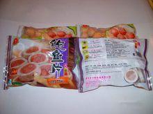plastic cooked food bag