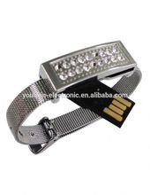 Hotselling Freesample Highspeed hand band usb flash drive