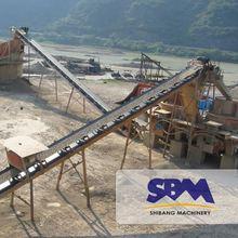SBM jaw crusher design characteristics leading global