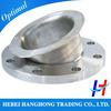 Standard lap joint carbon steel flange dimensions