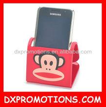 soft pvc cell phone holder