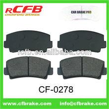 CAR BRAKE PAD FOR MAZDA 616,929,1600,B-Series,RX-2,RX-4,RX-7