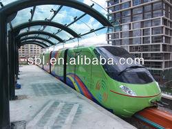 SBL OEM Monorail SKY TRAIN amusement park trains