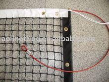 Professional PE Tennis net, Sports net for entertainment