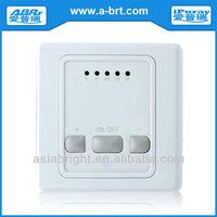 Ceiling fan speed regulator control switch