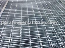 Flooring galvanized steel grating