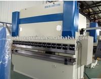 Hydrualic CNC press brake / CNC press brakes / hydraulic bending machine