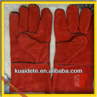 Buyers of leather welding gloves with CE