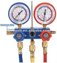 refrigerant Testing manifold