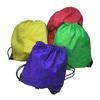 Mesh polyester drawstring bag