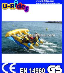 All kinds of banana boat,fly fish boats