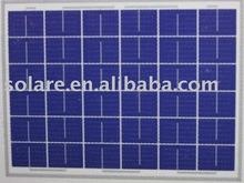 Poly solar panel 25W