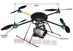 RC quad copter Q4-II