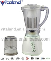high quality 3 in 1 multi-functions hot and cold blender with 1000ml capacity and 250W pure copper motor