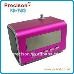 mini mp3 multimedia player with FM Radio function