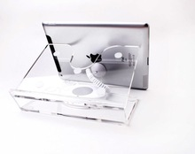 Anti-theft Security acrylic Display Holder For Tablet/Ipad