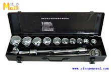 "3/4"" drive 15pcs car emergency tool kit"