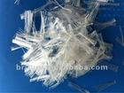 Engineering fiber, Polypropylene fiber for concrete