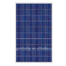 stock solar panel 200w polycrystalline A grade solar cell