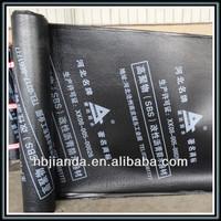 Cangzhou Jianda high quality waterproof construction material cheap SBS waterproof material