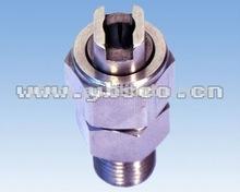 TC high pressure coating tungsten carbide flat fan nozzle