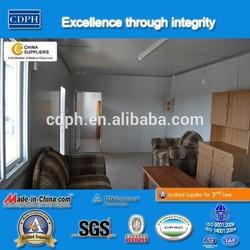 SIP Panel quick build luxury prefab villa house